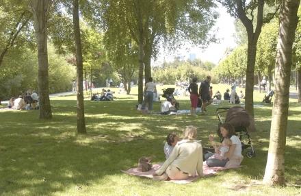 Visiter Le Parc De La Jatte Maison Peche Et Nature